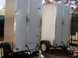 VIP Portable Toilets for Sale