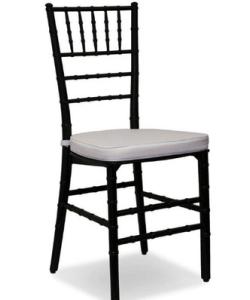 Black Tiffany Chair